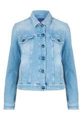 Jeansjacke mit Baumwolle  - JACOB COHEN