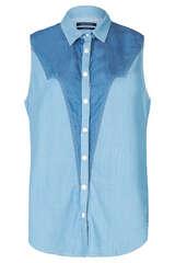 Bluse mit Western-Details - JACOB COHEN