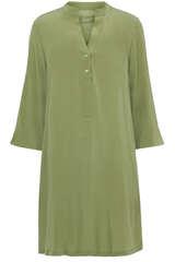 Kleid aus Seiden-Stretch - JADICTED