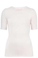 T-Shirt mit Viskose - MAJESTIC FILATURES