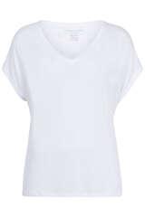 T-Shirt aus Viskose-Stretch - MAJESTIC FILATURES
