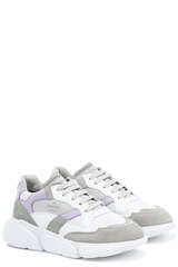 Sneakers CPH555 Material Mix Lavender - COPENHAGEN
