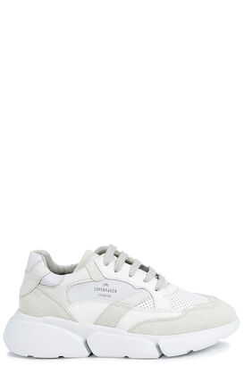 Sneakers CPH555 Material Mix White