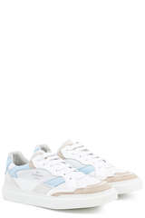 Sneakers CPH560 Material Mix White - COPENHAGEN