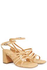 Sandalette Lou aus Leder - KENNEL & SCHMENGER