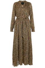 Maxi-Kleid Paula aus Chiffon - BIRGITTE HERSKIND