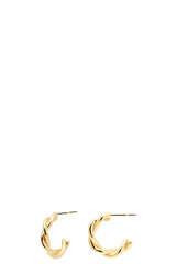 Vergoldete Ohrringe - PDPAOLA