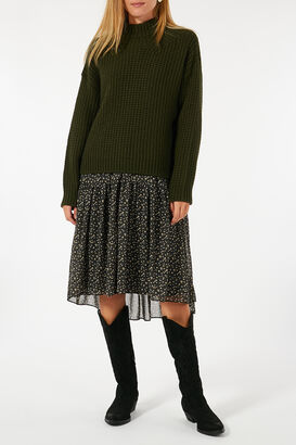 Oversize-Pullover Wingle