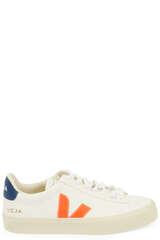 Sneakers Campo Chromefree White Orange - VEJA