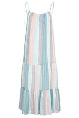 Midi-Kleid mit Streifen - RAILS