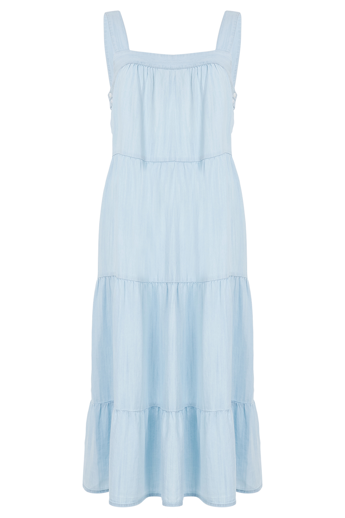 Midi Kleid Amaya aus Tencel