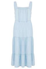 Midi-Kleid Amaya aus Tencel - RAILS