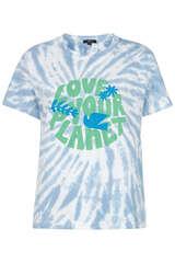 Batik-Shirt Love Your Planet - RAILS