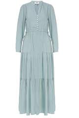 Maxi-Kleid mit Plumetis - DREAM CATCHER