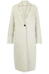 Mantel mit Wolle - OAKWOOD