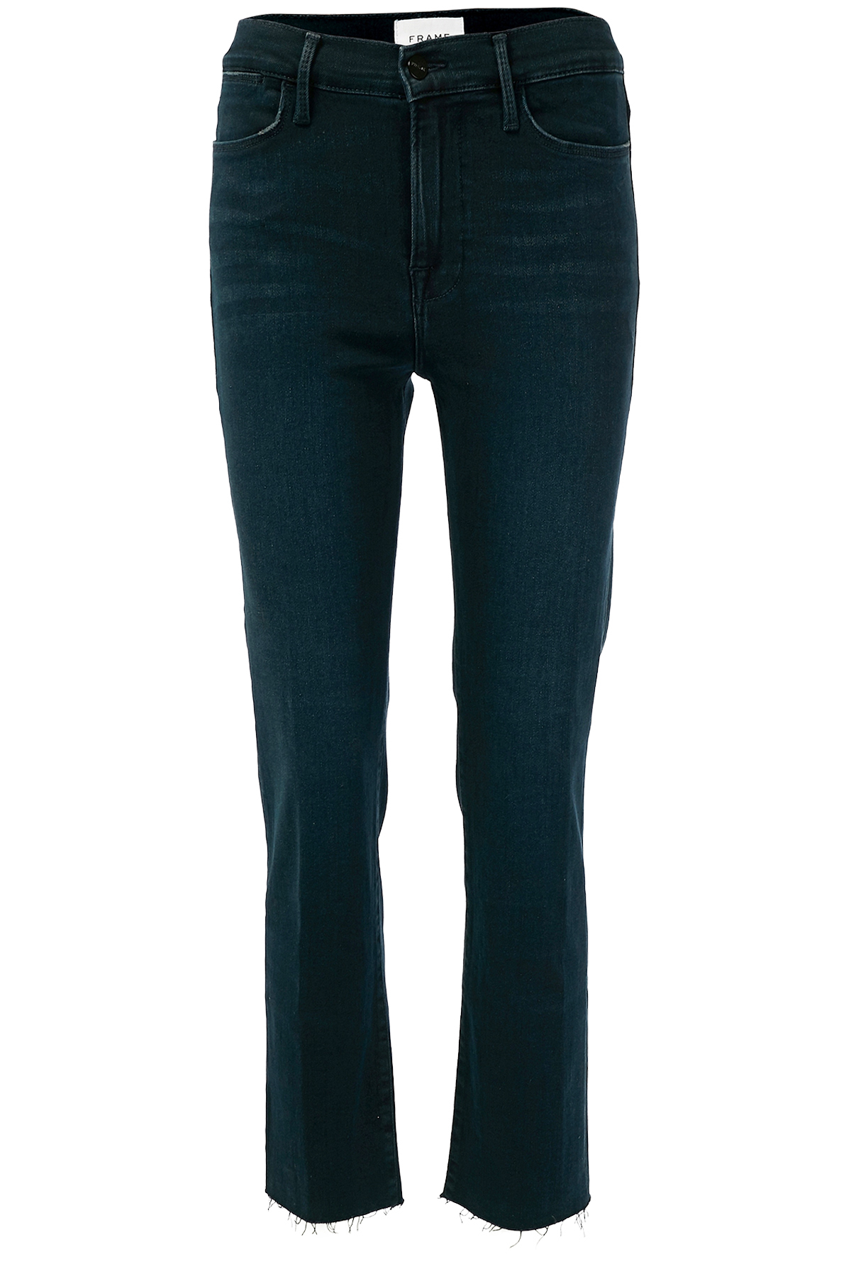 Jeans Le High Skinny Crop Raw Edge