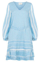 Kleid Lia mit Kufiya-Muster - CECILIE COPENHAGEN