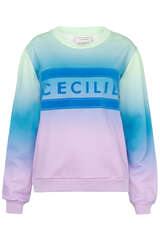 Sweatshirt Manila Rainbow - CECILIE COPENHAGEN