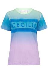 T-Shirt Simone Rainbow - CECILIE COPENHAGEN