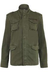 Field Jacket Army aus Baumwoll-Stretch - ANINE BING