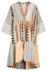 Tunikakleid aus Baumwolle - DEVOTION