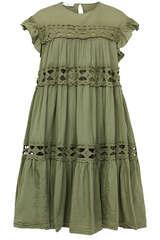 Kleid mit Lochspitze - DEVOTION