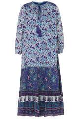 Maxi-Kleid Alma aus Baumwolle - M.A.B.E