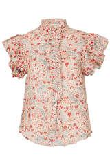 Bluse Kelby aus Baumwolle - M.A.B.E