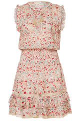Mini-Kleid Kelby aus Baumwolle - M.A.B.E