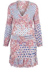 Mini-Kleid Ilona aus Viskose - POUPETTE ST BARTH