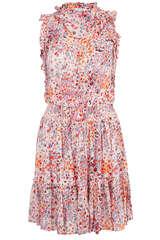 Mini-Kleid Triny aus Viskose - POUPETTE ST BARTH