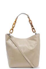 Handtasche aus Leder - AGL