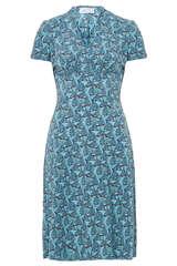 Kleid Edita mit Print - W.E.T. BY INES SCHNEIDER