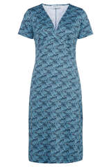 Kleid Megan aus Baumwollstretch - W.E.T. BY INES SCHNEIDER