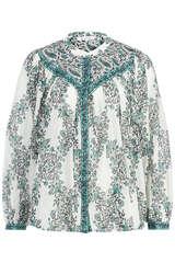 Bluse Corniche aus Baumwolle - MASSCOB