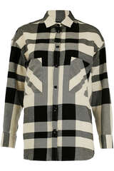 Bluse aus Flanell - WOOLRICH