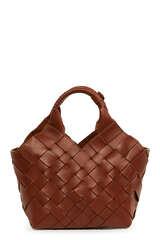 Tasche aus geflochtenem Leder - CALA JADE
