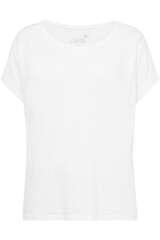 T-Shirt mit Baumwolle - JUVIA