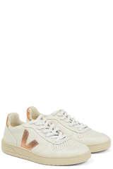 Sneaker V-10 White Venus - VEJA