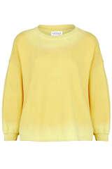 Sweatshirt Olivette mit Dip-Dye-Print - VELVET