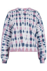 Sweatshirt Jody mit Tie-Dye-Print - VELVET
