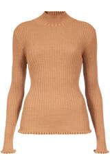 Pullover mit Merinowolle - BLOOM
