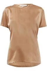 Shirt aus Seidenstretch - KAOS