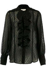 Bluse Twin Mousseline - ZADIG & VOLTAIRE