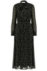 Maxi-Kleid mit Lurex - KAOS