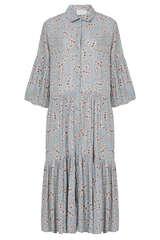 Midi-Kleid Fond mit Blumenmuster - MUNTHE