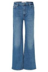 Jeans Brown Straight Lowa - TOMORROW