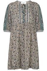 Mini-Kleid Travis aus Viskose - BA&SH