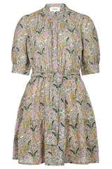 Mini-Kleid Jasmine mit Viskose - BA&SH