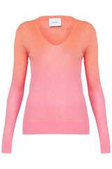 Pullover mit V-Ausschnitt - BLOOM